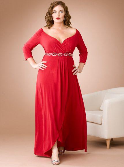 Правила одежды для крупных женщин, которые стоит нарушить