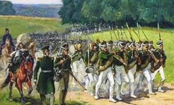 Генерал от кавалерии Антон Вильгельм фон Лесток.