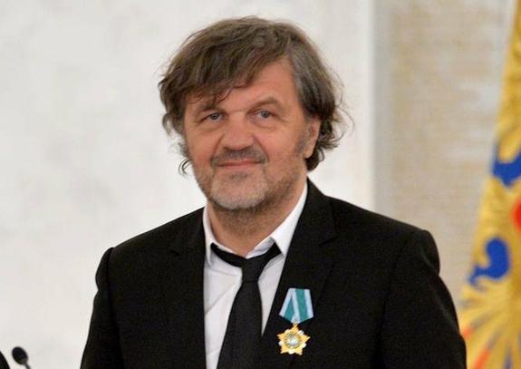 Режиссер Эмир Кустурица рассказал о своих эмоциях после визита в Москву на парад Победы