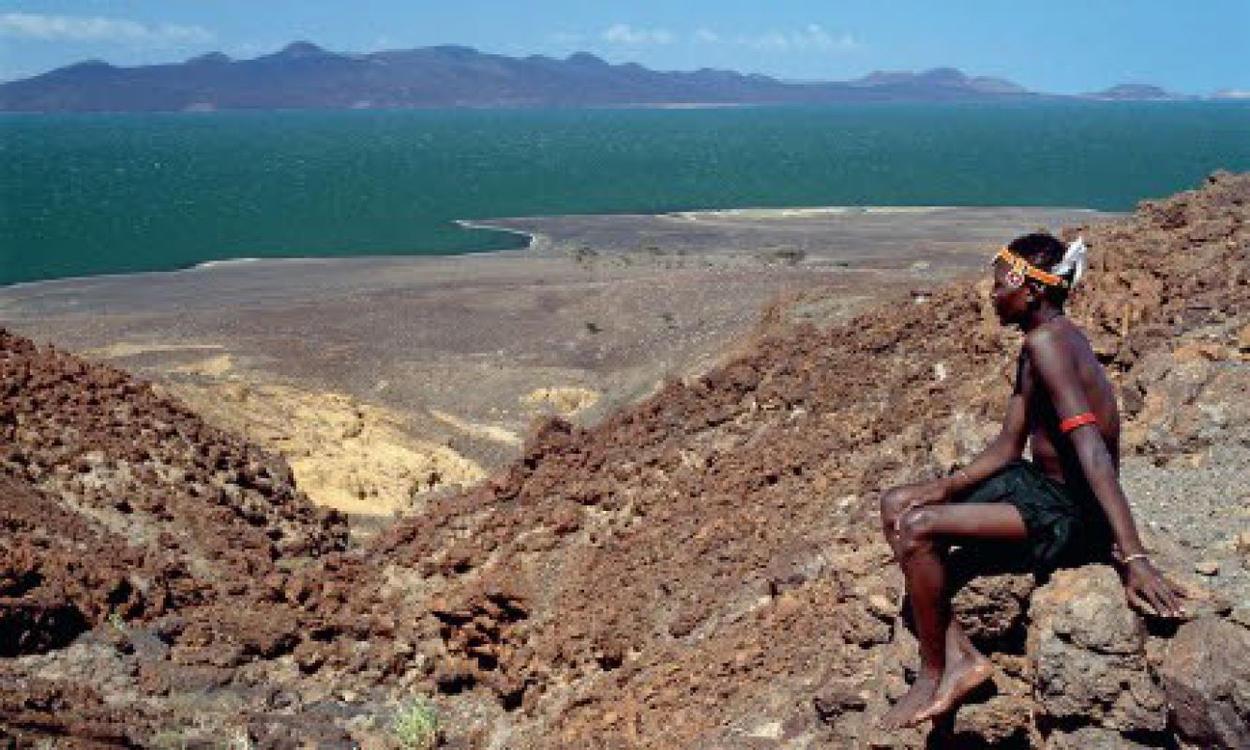 Остров исчезающих людей