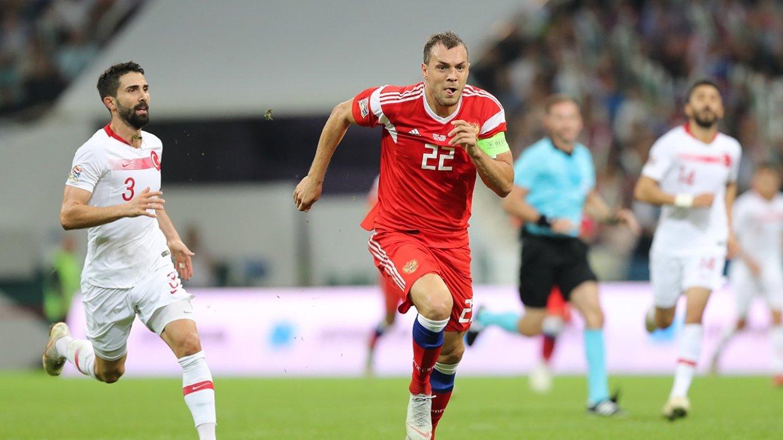 Дзюба в воскресенье присоединится к сборной России