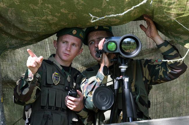 Не пейте палёную водку: В погранслужбе Украины заявили о применении РФ лазерного оружия