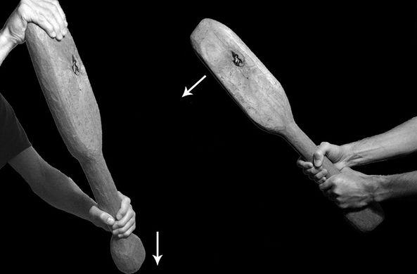Ученые потренировались разбивать головы дубинками из каменного века