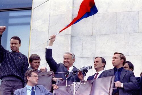27 лет назад принята Декларация о государственном суверенитете России