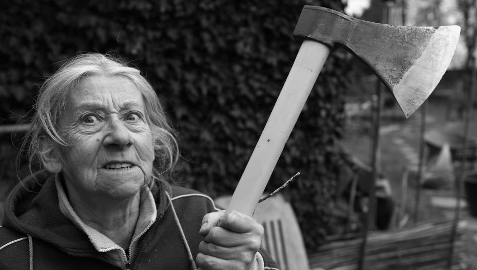 В России обнаружилась 80-летняя серийная убийца