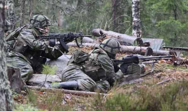 Финская армия закупает российские пулеметы ПКМ