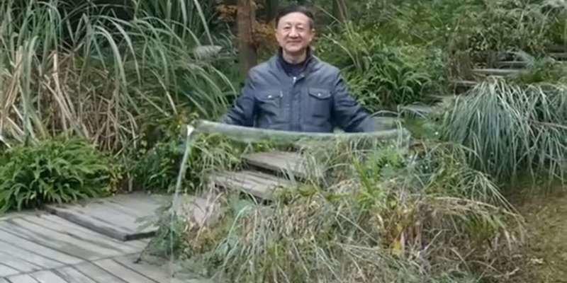 Китайцы придумали плащ-невидимку