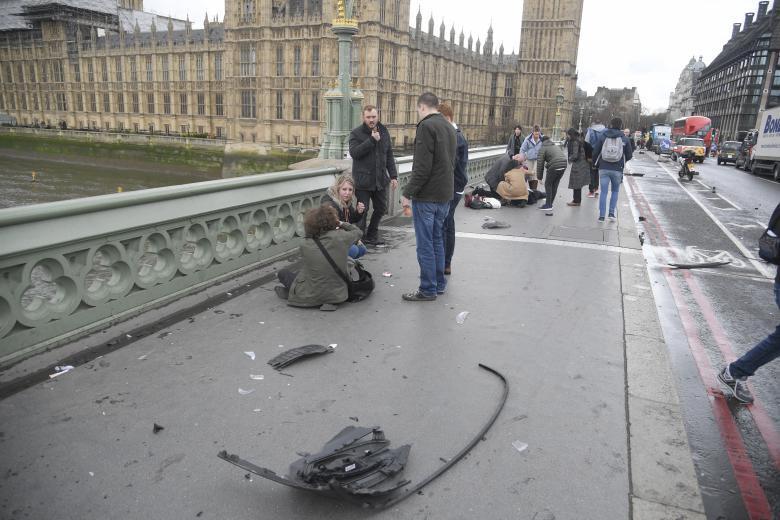 Теракт в Лондоне: ИГИЛ берёт на себя ответственность