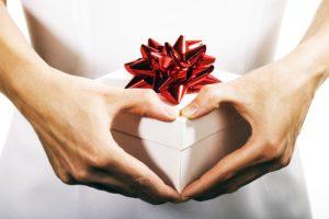 Не принимайте эти подарки ни от кого!