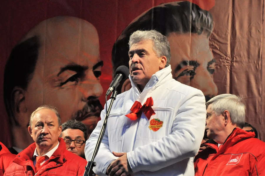 Опять заграничные счета у Павла Грудинина, кандидата от КПРФ