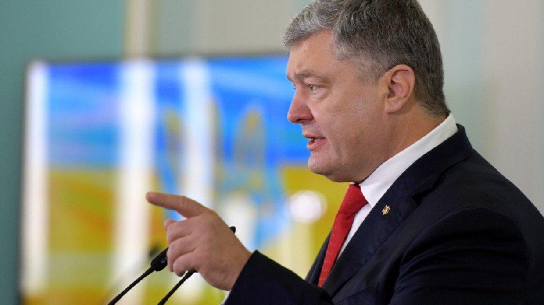 Порошенко пообещал украинцам свободу религиозного выбора