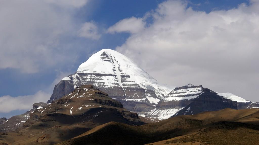 Вечное сияние недоступных гор