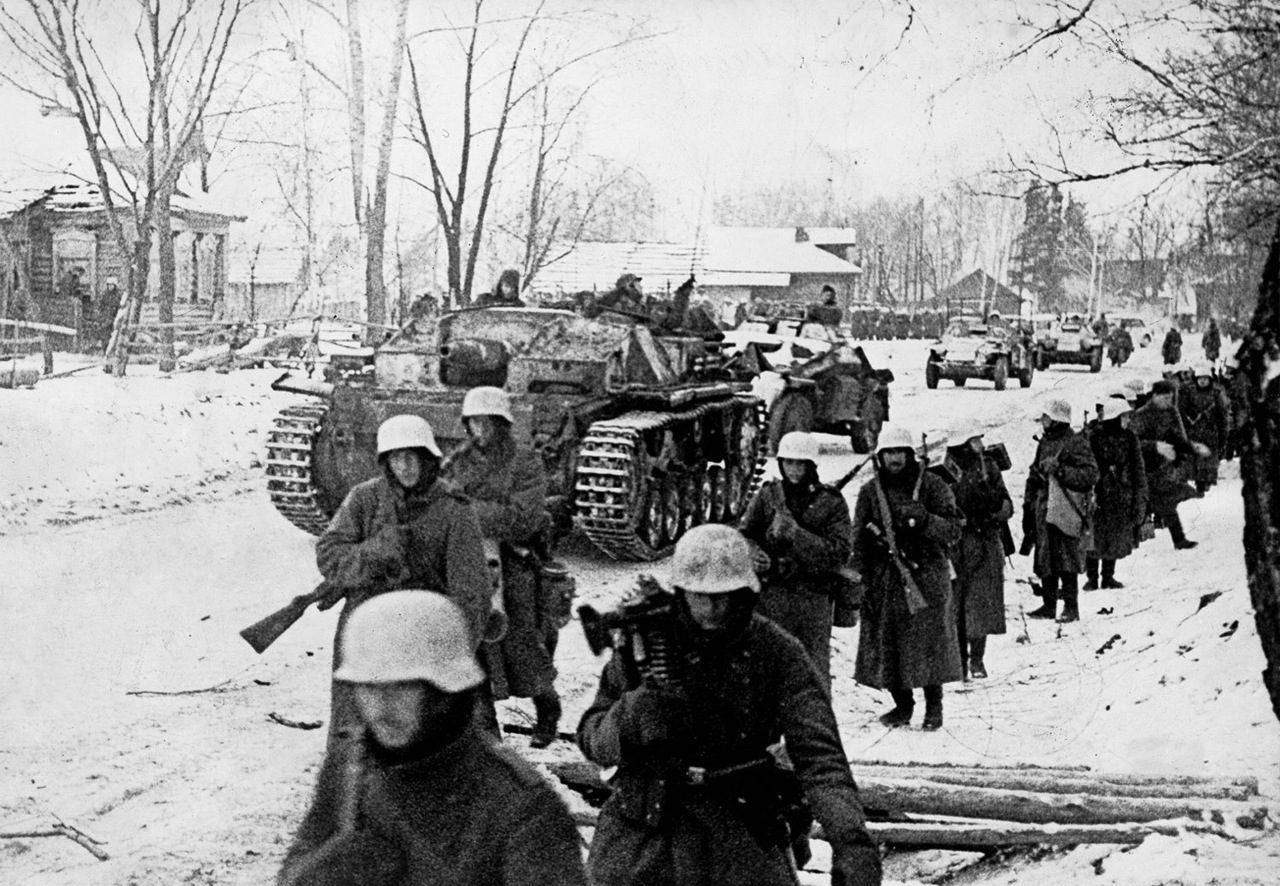 Знаменитый Отто Скорцени о том, почему немцы не взяли Москву