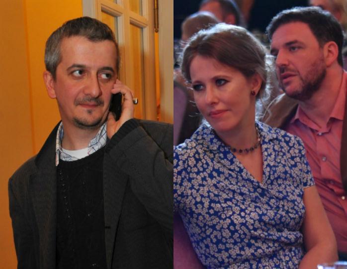 Собчак на фоне скандала опубликовала фото в образе Анны Карениной