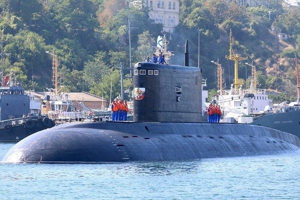 """Американцы были шокированы Российской подводной лодкой """"Краснодар"""""""