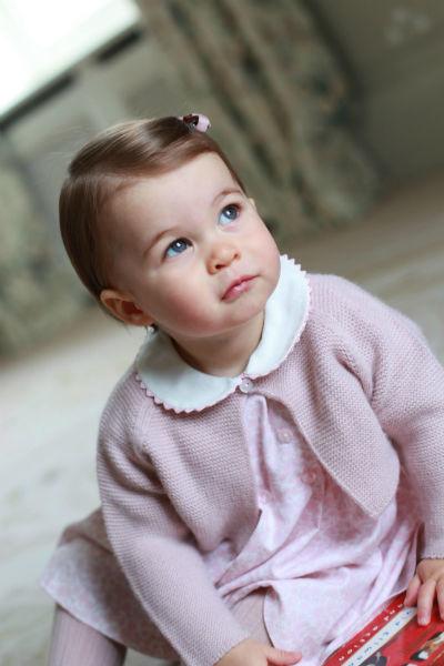 Поклонники считают, что Шарлотта очень похожа на Елизавету II
