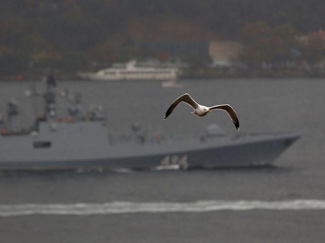 Напугавший Запад «Адмирал Кузнецов» впервые показал себя в бою