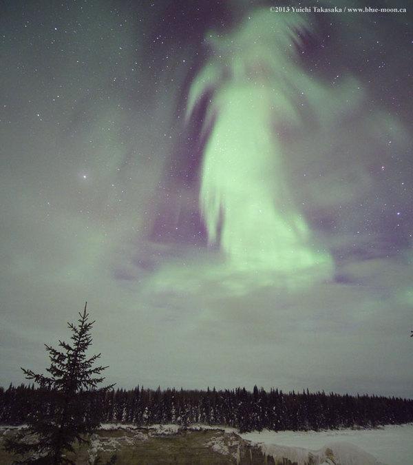 Небесные привидения
