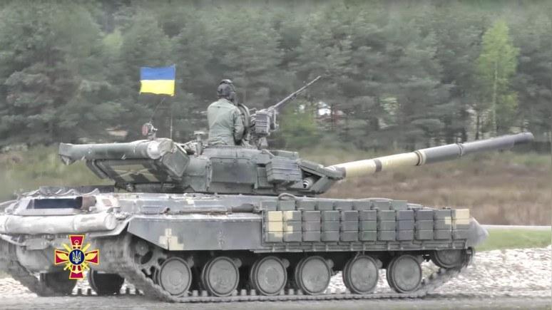 Украина показала всю свою мощь