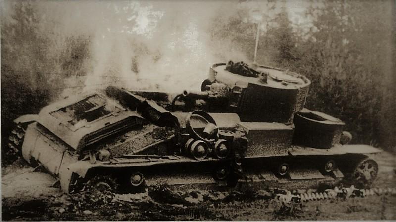 Средний танк Т-28. День танкиста, Т-28, вов, история