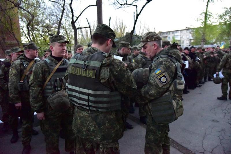 """СБУ проводит в Мариуполе """"спецоперацию"""" по зачистке неугодных"""