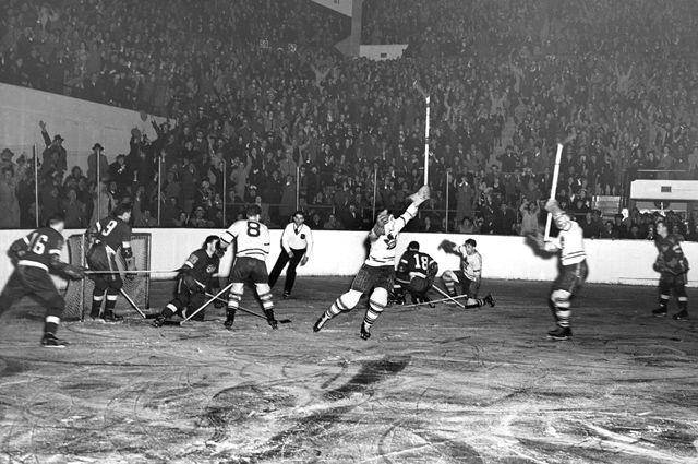 Великая декабрьская хоккейная революция 1917 года. НХЛ — 100 лет