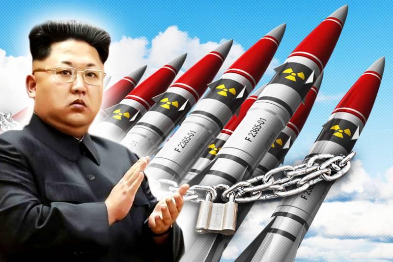 """""""Слил"""" ли Ким Чен Ын свою ракетно-ядерную программу США или нет? (часть 1)"""