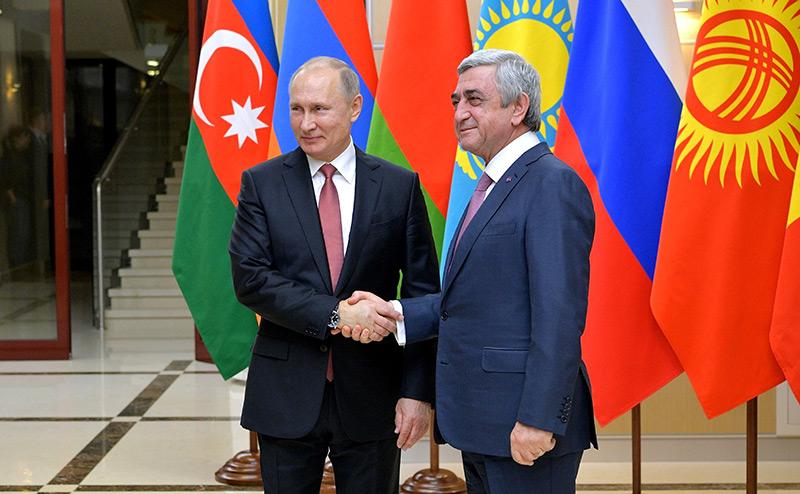 США включили Армению в «Ось зла»