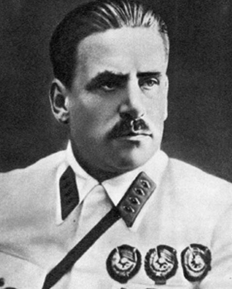 Василий Блюхер: «генерал Немо» СССР