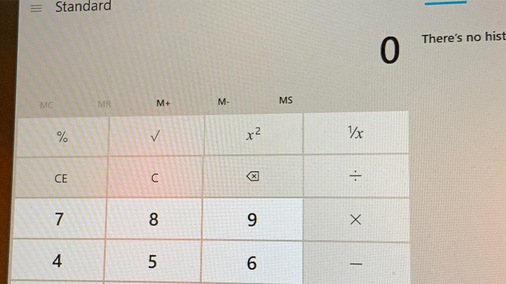 """""""Ад перфекциониста"""" обнаружили в калькуляторе Windows 10"""