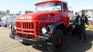 Советские автомобили в США ☭ (ЗИЛЫ, УАЗ 469)