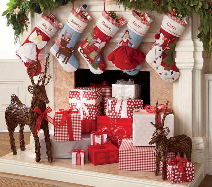 Самые лучшие подарки на рождество своими руками