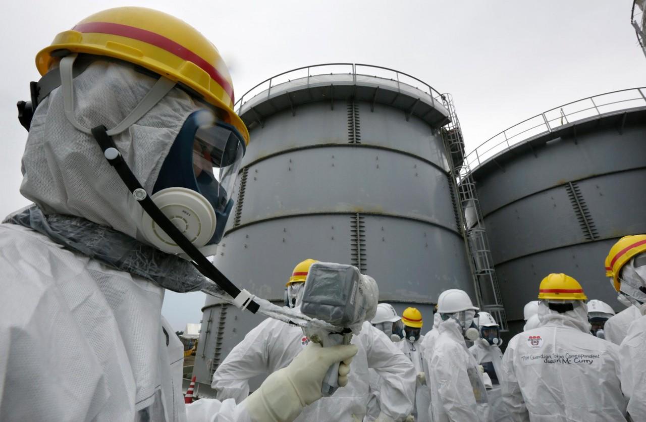Под прикрытием Майдана. Украина строит для США ядерный супермогильник