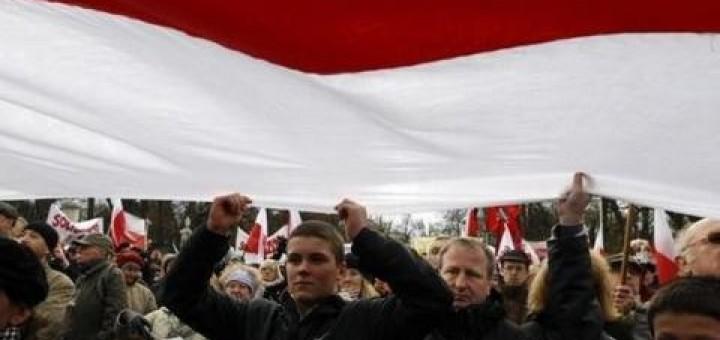 Вже ще польска не сгинела