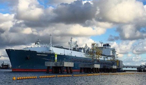 Литва испугалась остаться со своим СПГ-терминалом без российского газа