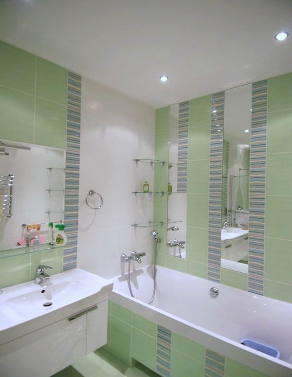 маленькая ванная комната дизайн