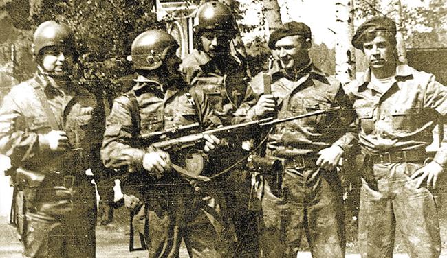 История спецназа КГБ