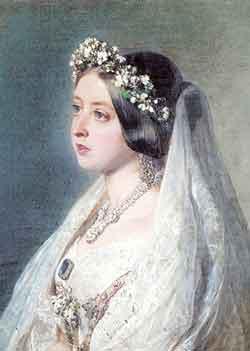 Королевский свадебный букет: от королевы Виктории до Кейт Миддлтон