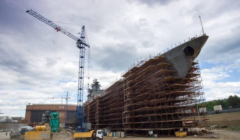 Сроки передачи «Адмирала Нахимова» флоту определят после согласования оставшихся работ