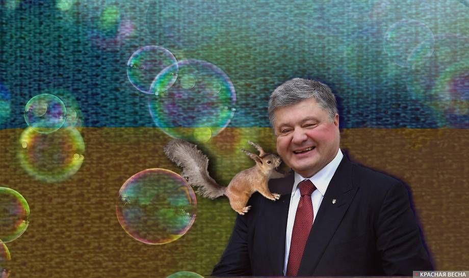 Порошенко пообещал забрать К…