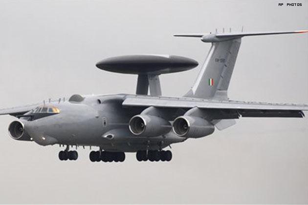 Подписан контракт на поставку Индии еще двух самолетов ДРЛО и управления А-50ЭИ
