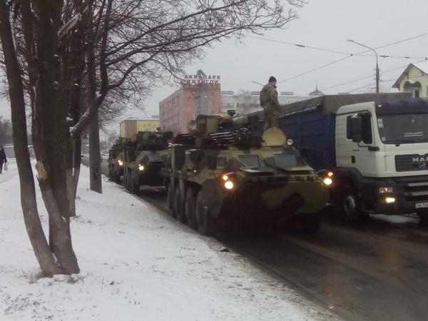 БТР-4Е в Харькове