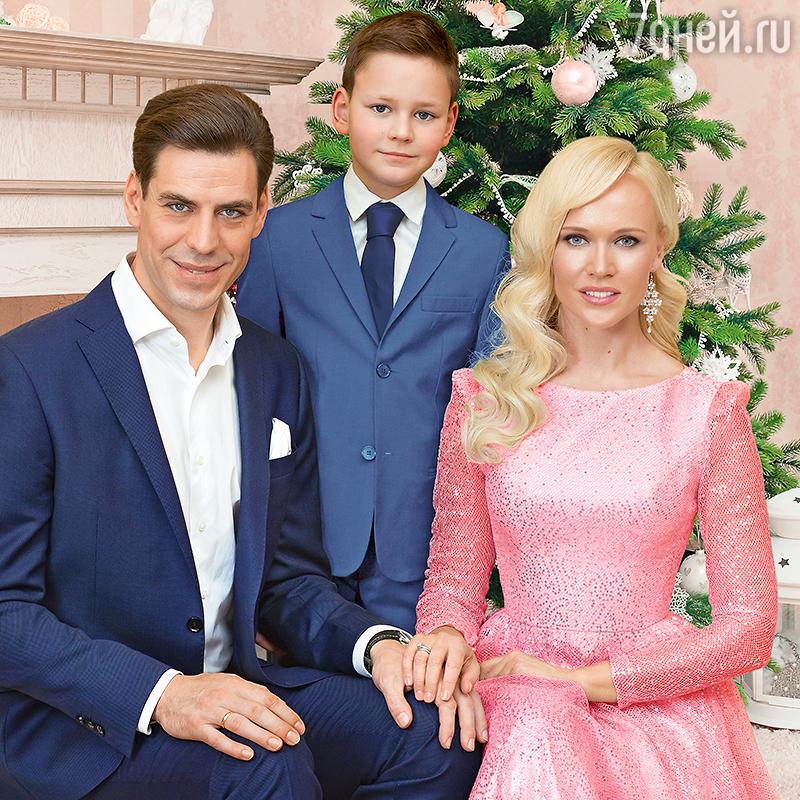 Дмитрий Дюжев: «О том, что у нас родятся сыновья, мы узнали еще до свадьбы»