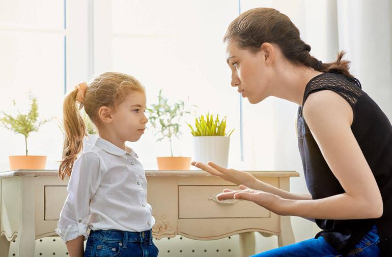 Как научить ребенка дисциплине