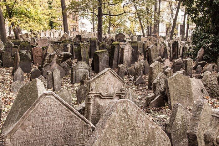 10 самых необычных кладбищ мира, которые удивляют и шокируют