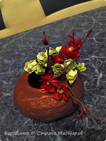 Глиняные горшки из... консервной банки