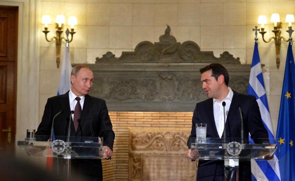 """Греция готова присоединиться к проекту """"Турецкий поток"""""""