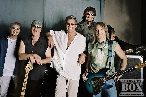 Deep Purple раскрыли подробности нового альбома
