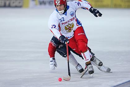 Игрок сборной России по бенди пожаловался на недостаток зрителей на ЧМ в Швеции