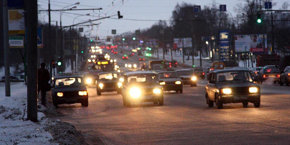 В Москве и Санкт-Петербурге введут штраф для старых автомобилей